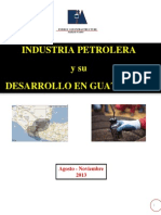 2013 Brochure Industria Petrolera