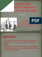 cia Marxista en La Teologia Del Peru