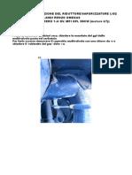 Tutorial Revisione Riduttore Li02 Landi Renzo