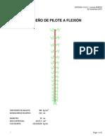 Diseño de Pilote