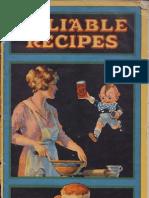 Reliable Recipes