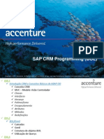 SAP CRM Programming