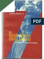Livro Biográficos - Dra. Gudrun Burkhard