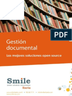 Smile Iberia Libro Blanco GED Open Source CAST