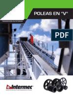 Manual Poleas en v Intermec