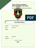 Monigrafia de Cultura Fisica Del PNP