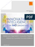 Innovation Intelligence and the InQ Diagnostic