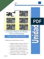 Adobe Photoshop Cs6 Orientado a Web Unidad 1