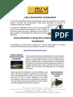 148 Aprenda Economizar Combustivel MRV