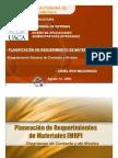 Planificación de Requerimientos de Materiales
