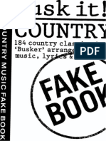 Country Music Songbook
