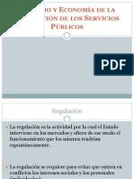 Derecho y Economía de La Regulación de Los 1