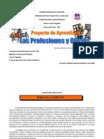 Proyecto Profesiones y Oficios