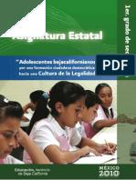 Guia Del Docente 2010 Asignatura Estatal