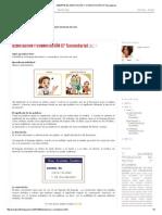 DENOTACIÓN Y CONNOTACIÓN (2° Secundaria)