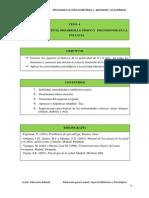 T-4 Alteraciones Desarrollo Fisico y Psicomotor