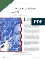 p.a. Efecto Botox