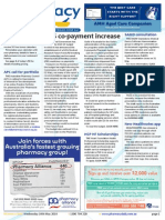 Pharmacy Daily for Wed 14 May 2014 - PBS co-payment increase, Co-payment concern, APC call for portfolio, Health, Beauty and New Products and much more