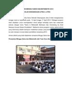 Laporan Minggu Sains Dan Matematik 2014