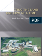 Clean Rivers, Clean Lake 2014 -- Protecting Land One Cow at a Time