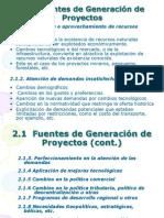 Ayuda2a Fuentes de Proyectos y Seleccion