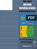 Analisis y Diseno de Aplicaciones Informaticas de Gestion