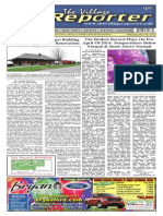 The Village Reporter - May 14th, 2014