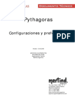 Pythagoras - Configuraciones y Preferencias