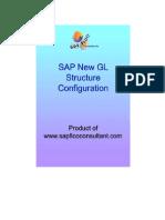 SAP New GL Configuration