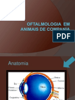 Oftalmologia Em Pequenos Animais