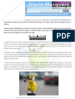 Taller Fotografico DiarioMacquero(II) Profundidad de Campo y Larga Exposicion (1)