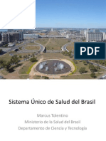 01 Sistema Unico de Salud Del Brasil