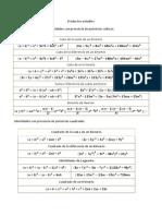 Formulario Algebraico Del CP