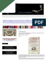 ARTICULO † Crux Et Gladius_ La Biblia Septuaginta