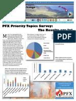 PFX Quarterly Newsletter - Volume 3, Issue 1