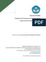 Panduan PADAMU - Untuk Dinas Pendidikan Kota-Kabupaten