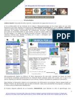 Bases de Datos Toxicologia