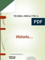 teoria didactica