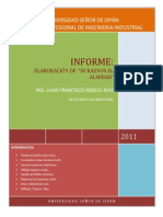 Informe de Duraznos en Almibar