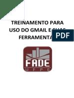 Treinamento Gmail Oficial FADE