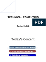 Technical Computing 3