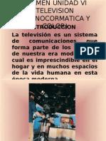 Examen Unidad VI Introduccion a Las Telecomunicaciones Television Monocromatica y a Color
