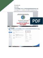 Convertir Un Documento Word a PDF