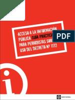Guia de Acceso a La Informacion Pública
