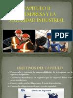 Cap II Seguridad Industrial