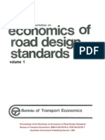 Linard_Economic Analysis and Operations Research Techniques in Selection of Road Design Standards