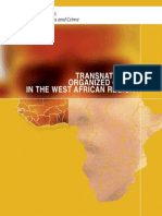 Transnational Organized Crime in the West African region