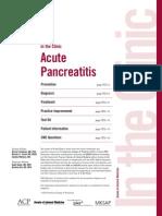 2010 Acute Pancreatitis-Annals in the Clinic