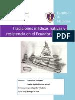 Tradiciones Médicas Nativas y Resistencia en El Ecuador Colonial(1)