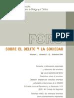 Forum 4 - Crime Society (Spanish)